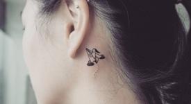 10 татуировки, които са по-красиви от пиърсинг
