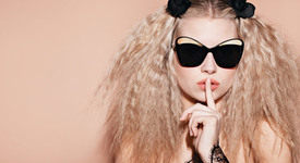 Лоти Мос – новото лице на Chanel