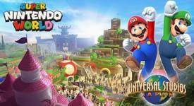 Nintendo и Universal Studios разкриха подробности за първия си тематичен парк