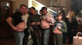 Мария Илиева и приятели с коремче