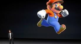 Super Mario най-сетне откри смартфоните