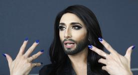 Кончита Вурст - брадатата жена, която предизвиква множество дискусии (+ видео)