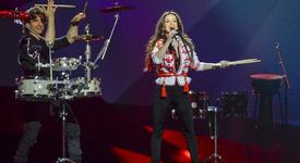 """Елица и Стоян не се класираха за финала на """"Евровизия"""" (+видео)"""