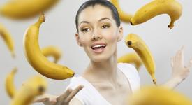 Бананите се борят успешно с грипа и настинката