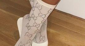 Дали чорапите с кристали на Риана за $1340 се перат в пералнята