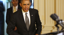 Барак Обама, Даниел Крейг и плеяда звезди в кампания срещу насилието над жени