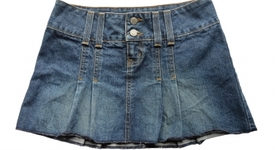 Как да носиш дънковата си пола