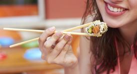Как да ядеш правилно суши