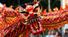 2012 година - годината на Водния дракон