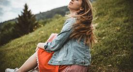 Тенденции: Коса в цвят печен карамел
