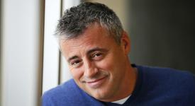 Помислили Мат Лебланк за баща на Джоуи