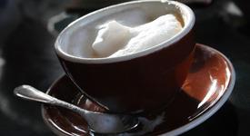 Да си пиеш най-спокойно кафето при 7,8 по Рихтер (+видео)