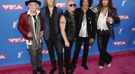 Aerosmith със звезда на Алеята на славата