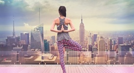 Йога упражнения за стегнат корем