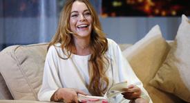 Линдзи Лоън празнува рожден ден с голо селфи