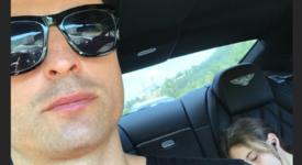 Бербатов се оплаква от малка кола