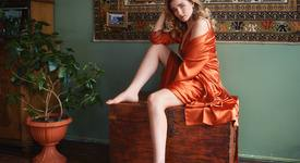 Тенденция: Хлъзгащи рокли