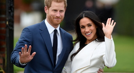 Кралицата пусна Хари и Меган