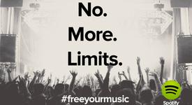 Spotify премахва лимитите