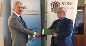 ВУЗФ и БАИТ изграждат връзката между бизнес и образование с ново споразумение