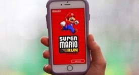 Super Mario Run за първи път в Android до дни