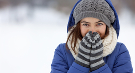Защо ти е студено дори когато навън е топло