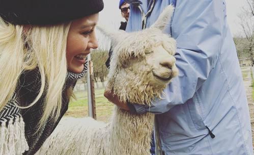 Хилари Дъф получи алпака за Свети Валентин