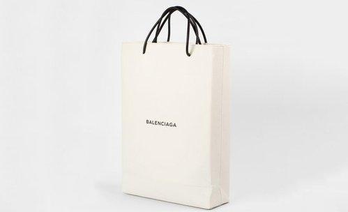 Колко струва чанта за пазар? Ако е Balenciaga – $1,100