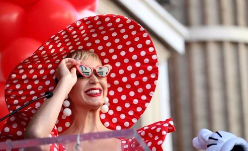 Кейти Пери се обясни в любов на Орландо Блум за ЧРД