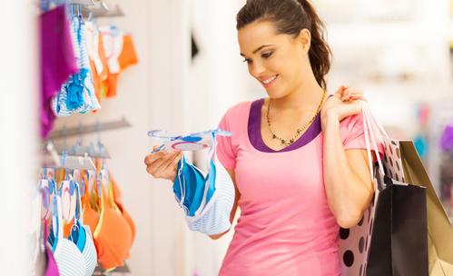 Грешките, които допускат жените, когато си купуват бельо