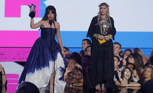 Кои са победителите на MTV VMAs 2018 г. ?