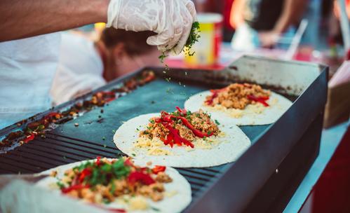 Градовете с най-вкусна улична храна