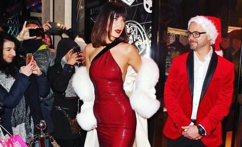 Бела Хадид се облече като Снежанка