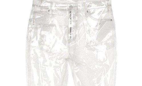 Бихте ли носили: Прозрачни дънки