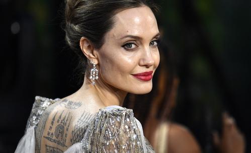 Анджелина Джоли и The Weeknd - пак на среща в ресторант