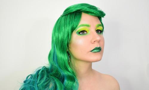 Тренд за сезона: Зелени сенки за очи