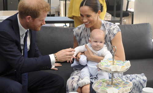 Меган Маркъл и Хари мислят за второ бебе