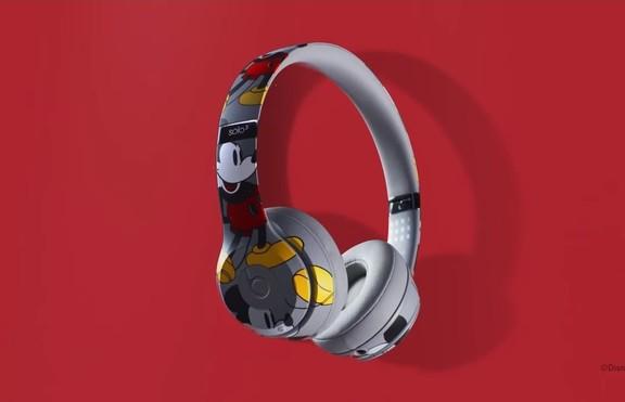 Слушалки с Мики Маус от Beats By Dr. Dre и Дисни