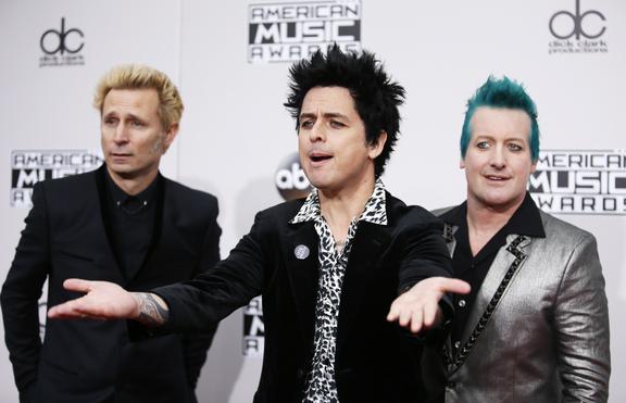 Джони Ротън обиди Green Day