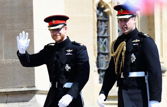 Принц Хари: открито за враждата с принц Уилям