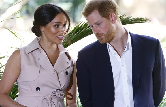 Второто бебе на Меган Маркъл и принц Хари няма да има титла