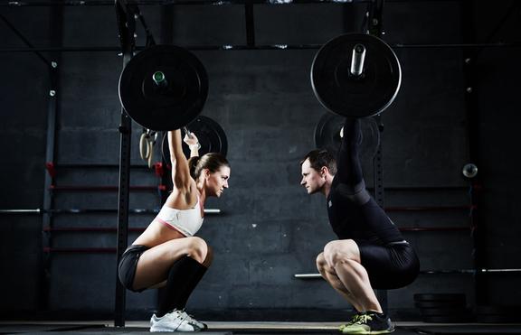 5-дневна тренировка за начинаещи във фитнеса