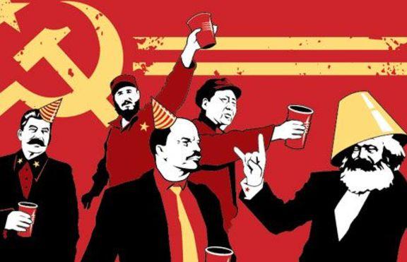 Падането на комунизма в България!