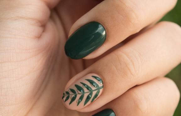 Хит за лятото: Тропически нокти