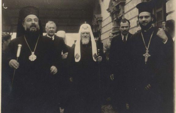 На 14 май 1957 година умира Екзарх Стефан I