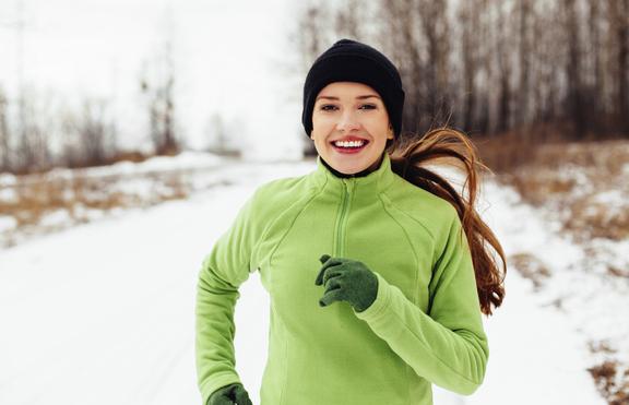 Мотивирай се да спортуваш дори през зимата