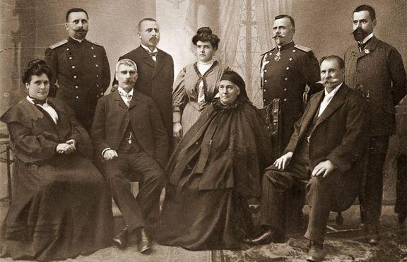 Баба Съба - майката на Иван Вазов