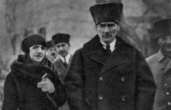 Голямата любов на Ататюрк била българката Димитрина Ковачева