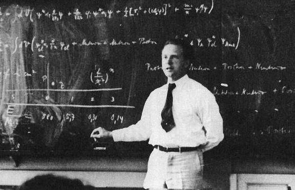 Вернер Хайзенберг и принципа на неопределеността