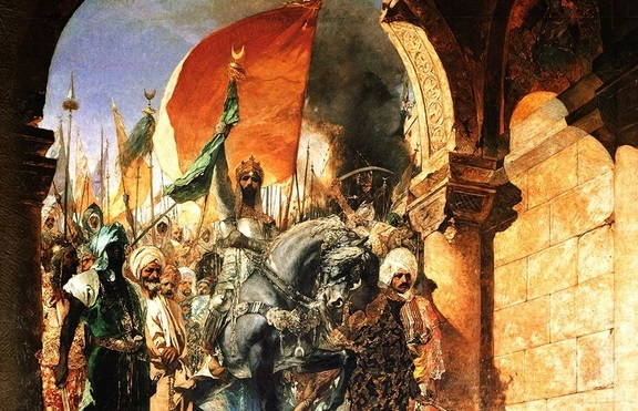 Защо османската експанзия от 1453–1683 г. е толкова успешна?